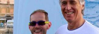 Dalla maratona di New York al Quirinale: atleta e malato, Cenci sarà Cavaliere al Merito della Repubblica