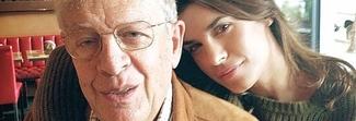 Lutto per Elisabetta Canalis: il papà va a trovarla negli Usa e muore