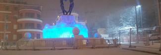 Neve all'Aquila, il sindaco Cialente ordina la chiusura delle scuole