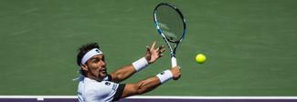 Fognini vince in rimonta contro Chardy e vola agli ottavi del Miami Open