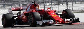 GP di Russia, Bottas vince il suo primo gran premio, le due Ferrari sul podio