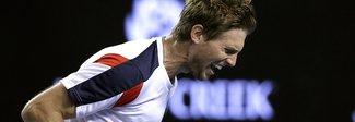 Australian Open, Seppi compie l'impresa: battuto Kyrgios al 5° set. Fuori Lorenzi, Federer e Wawrinka al terzo turno