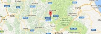 Scosse violentissime nell'Aquilano: quattro superiori a magnitudo 5 nei territori sepolti dalla neve