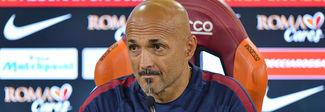 Roma, Spalletti: «Mercato? Abbiamo bisogno di un giocatore pronto. Con la Samp nessun esperimento»