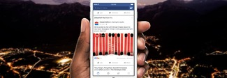 Facebook, arrivano le dirette audio: si potrà andare in onda come in radio