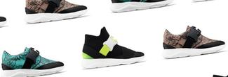 Per Christoper Kane la sneaker è fluo: tre nuovi modelli per la maison