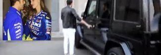 Iannone, parcheggio selvaggio con il Suv e se la ride: «Chiedo umilmente scusa»