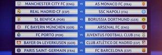 Champions League, urna terribile per il Napoli: c'è il Real Madrid. La Juventus affronterà il Porto
