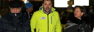 Terremoto e neve, Salvini e Grillo contro il governo