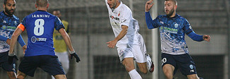Casertana, blackout a Matera: incassati quattro gol