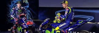 Valentino Rossi presenta la nuova Yamaha M1: «Ottimo potenziale, siamo competitivi»