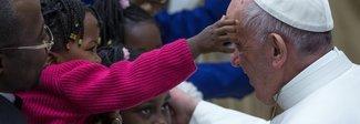 Il Papa contro il sovraffollamento carcerario: «Nelle celle condizioni disumane»