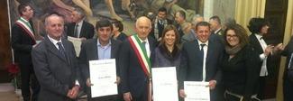 Frosinone, festival del folklore Valle di Comino: in quattro nominati cavalieri