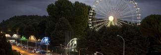 Riapre lo storico Luneur, il parco più antico d'Italia: dal brucomela, a Re Artù