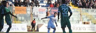 Casertana, due lampi di Giannone nel test con l'Avellino