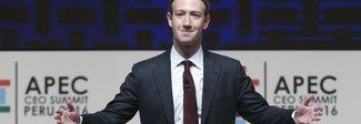 Zuckerberg punta alla Casa Bianca? Mr. Facebook nel 2017 prepara un tour degli Usa
