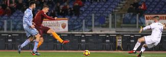 Roma-Sampdoria 3-0 La Diretta Capolavoro di El Shaarawy per il tris