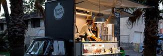 A Sanremo, fino al 14 febbraio, va in scenza lo street food trucks