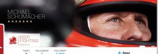 Schumacher sbarca su twitter, ecco chi c'è dietro al suo profilo