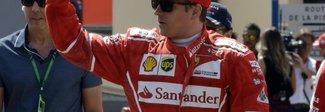 Raikkonen e la Ferrari in pole position a Montecarlo, Vettel secondo. Hamilton fuori dalla top ten