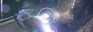 Spettatore travolto e ucciso al rally Video