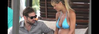 Michelle Hunziker e Tomaso Trussardi: ecco la mega villa Guarda