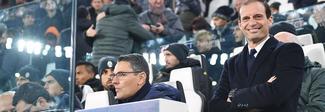 Juventus, Allegri: «Centrato il primo obiettivo, ma dobbiamo ancora migliorare»