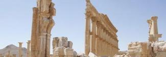 L'Isis ha distrutto il proscenio dell'antico teatro romano di Palmira