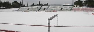 Sospesi per neve tutti i campionati dall'Eccellenza fino a quelli giovanili
