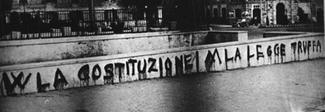 7 gennaio 1953 Inizia alla Camera la discussione sul ddl per la riforma elettorale