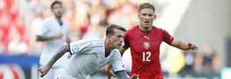 Rep. Ceca-Italia 3-1 Gli azzurri crollano nel finale e ora rischiano l'eliminazione