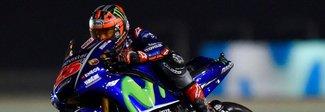 Moto Gp, Vinales torna davanti nelle libere: Rossi decimo