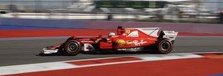 Gp Sochi, dominio Ferrari nelle libere: Vettel il più veloce, secondo Raikkonen