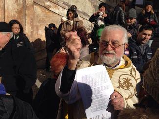 Processione e musica pop: gli animali invadono l'Esquilino per Sant'Antonio