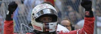 Gp Montecarlo, Vettel al settimo cielo:  «È stato un weekend fantastico»