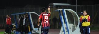 Illusione Casertana, la Juve Stabia non molla: pareggio nel derby