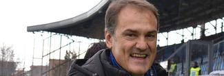 Serie B, i voti al campionato e al 2016 di Vivarini. «Gioco da 5,5, 5 al pubblico e 6,5 ai giovani»