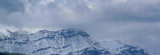 Abruzzo, bufera di pioggia e neve: duecentomila senza energia elettrica