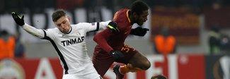 Per la Roma un buon allenamento: con l'Astra Giurgiu finisce 0-0