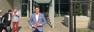 Batte l'Italia e vola a Torino per le visite: ecco Schick, firma 5 anni con la Juve