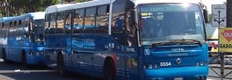 Sora - Autobus freddi e vecchi: pendolari in rivolta