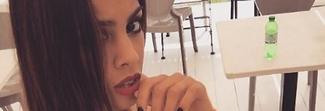 """Guadalupe Gonzales, la nuova """"bonas"""" fa impazzire Bonolis e i fan"""