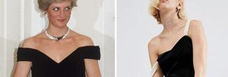 Lady D icona di stile, su Asos i capi ispirati a Diana