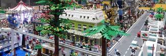 A Roma è Legomania: al via due grandi mostre sui mattoncini colorati