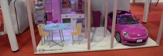 Il sogno delle bambine è realtà: la casa delle bambole è robotizzata