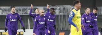 Chievo-Fiorentina 0-3: Tello, Babacar e Chiesa firmano il tris della Viola