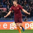 Roma, Dzeko: «Difficile competere con la Juve, spende 150 milioni per nuovi giocatori»