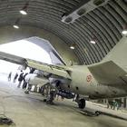 """I caccia sono pronti al decollo: sul monte Serva 2 mesi di """"guerra"""""""