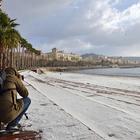Maltempo in Campania e in Italia è allerta, oggi il giorno più freddo