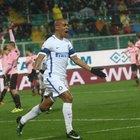 L'Inter passa a Palermo grazie a Joao Mario. Per Pioli sesta vittoria consecutiva